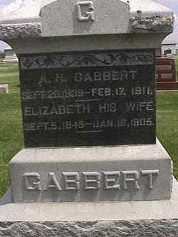 Archibald H. Gabbert