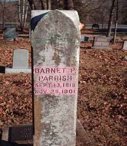 Barnett P. Parrish