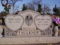 Margaret Ann <i>Horath</i> Faulkner