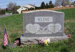 Pvt Glen Thompson Kline, Sr