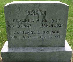 Franklin B Breisch