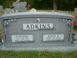 Bernie B Adkins