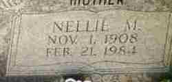 Nellie M Bell