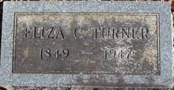 Eliza C Turner