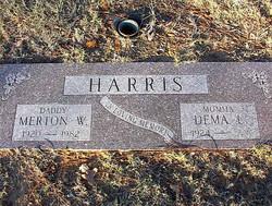 Dema Lee <i>O'Bar</i> Harris