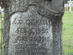 Christopher Columbus Chenault, Jr