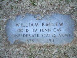 William D Ballew