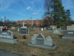 Faith Evangelical Lutheran Church Cemetery
