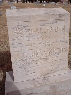 Charles Don Hennington