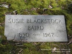 Susan <i>Blackstock</i> Baird