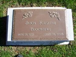 Jason Forsythe Bloomberg