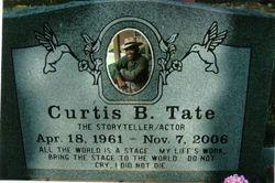 Curtis Bernard Tate