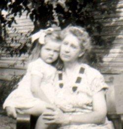 Myntie Frances <i>Wilborn</i> Adwell