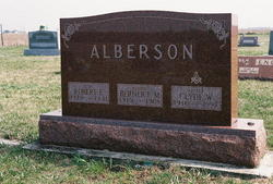Berneice <i>Baker</i> Alberson