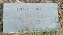 Robert Theodore Hooe