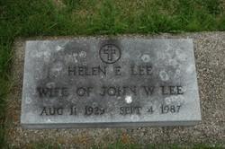 Helen E. <i>Vinup</i> Lee