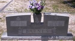 Effie Mae <i>Thrift</i> Barnes