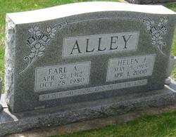 Helen Roberta <i>Jackson</i> Alley