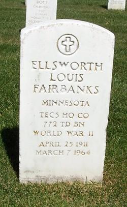 Ellsworth Louis Fairbanks