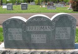 Katie Lula <i>Prince</i> Freedman