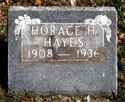 Horace H. Hayes