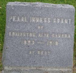 Pearl Inness Grant