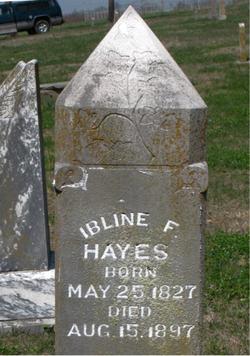 Evaline Ibline <i>Fuson</i> Hayes