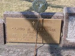 Claud H. Alexander