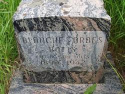 Blanche <i>Forbes</i> Botts