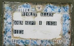 Violet Allen