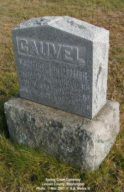 Charles Wellington Charlie Cauvel