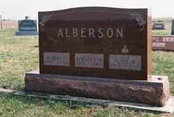 Robert E Alberson