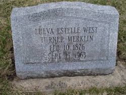Lueva Estelle <i>West</i> Merklin