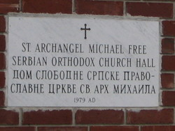 Saint Archangel Michael Serbian Orthodox Cemetery