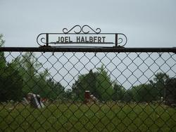 Halbert Cemetery (Joel Halbert)