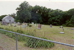 Myers Chapel Cemetery