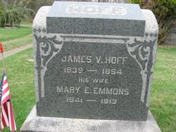 Pvt James V. Hoff