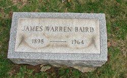 James Warren Baird