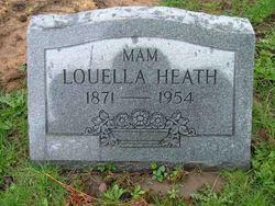 Edna Luella <i>Harry</i> Heath
