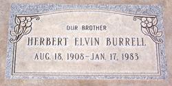 Herbert Elvin Burrell