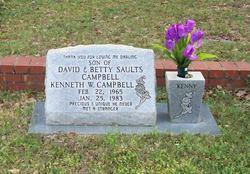 Kenneth W. Kenny Campbell