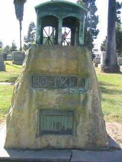 Norman Doxie Boeckel