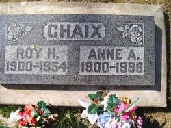 Anne <i>Arden</i> Chaix