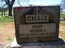 Arthur J Chaix