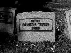 Priscilla Melvenia <i>Taylor</i> Baird