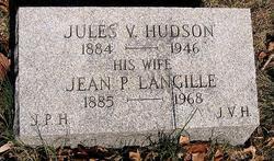 Jean P <i>Langille</i> Hudson
