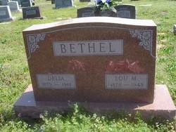 Delia <i>Crossland</i> Bethel