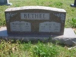 Margaret M. <i>Little</i> Bethel