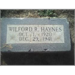 Wilford Haynes