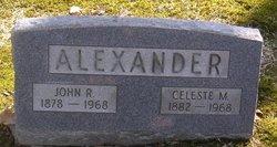 Celeste May <i>Snyder</i> Alexander
